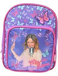 Sac à dos scolaire Violetta pour fille