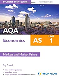 AQA AS Economics Student Unit Guide: Unit 1 New Edition               Markets and Market Failure