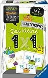 Ravensburger 41581 Kartenspiel Das kleine 1x1