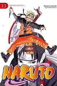 Naruto nº 33/72 par Masashi Kishimoto