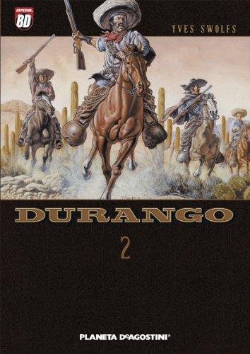 DURANGO Nº02(9788467455953) Cover Image