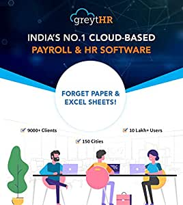 AWS SMB Digital Suite – greytHR: Payroll & HR Software Wings Pack, Monthly Plan (Email Delivery in 2 Hours)