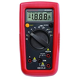 - Beha Amprobe Digital Multimeter Trms am-500-eur