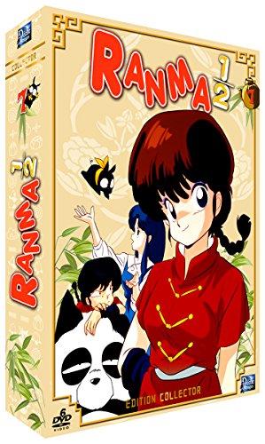 Ranma 1/2 - Partie 1 (non censurée) - Edition Collector (6 DVD + Livret)