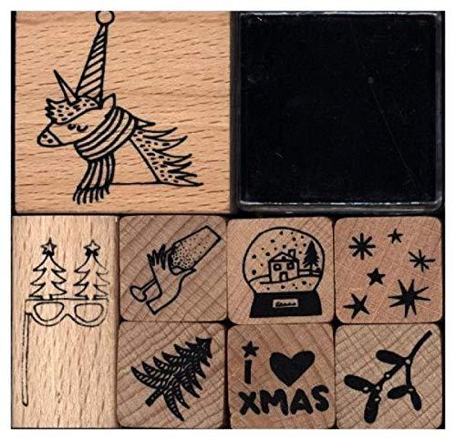 Stempelset Magical Christmas