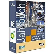 Jahrbuch der europäischen Energie- und Rohstoffwirtschaft 2016