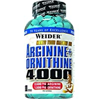 Weider Arginine Plus Ornithine 4000 157 G Pack of 1