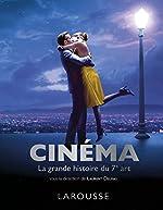 Cinéma - La grande histoire du 7ème art de Laurent Delmas