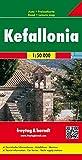 Carte routière : Kefalonia