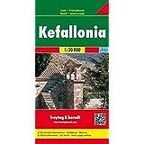 Freytag Berndt Autokarten, Kefallonia - Maßstab 1:600.000
