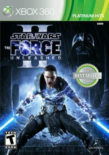 Unleashed Xbox Force 2 (Star Wars: The Force Unleashed II Platinum edition - Xbox 360)