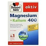 Doppelherz Magnesium+Kalium 400/Für die normale Muskelfunktion und das normale Nervensystem/1x30 Tabletten
