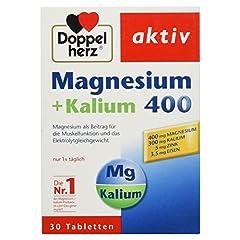 Tabletten Test Warentest Magnesium Stiftung