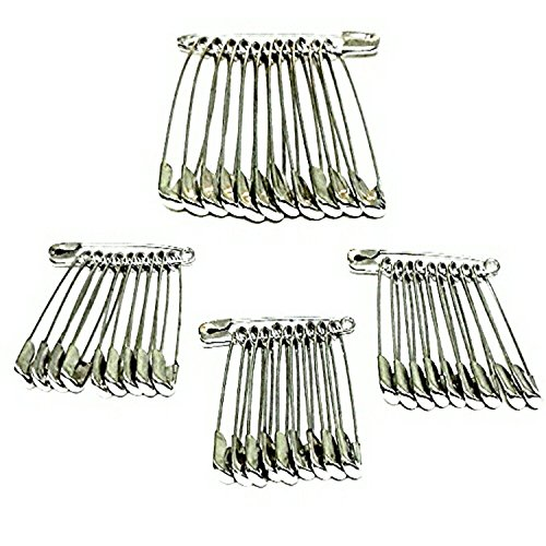 Kabello Sarees Holder Safety Pins For Girls & Ladies Set Of 42