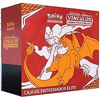 Pokemon JCC- Caja de Entrenador Élite Vínculos Indestructibles, Color (POETUB01)