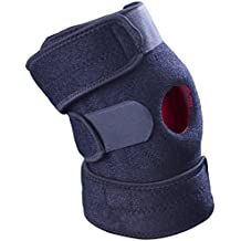 Rodillera Menisco – Meersee Correa de rodillera, Protecciones Rodilla, Protector deportivo ajustable para rodilla