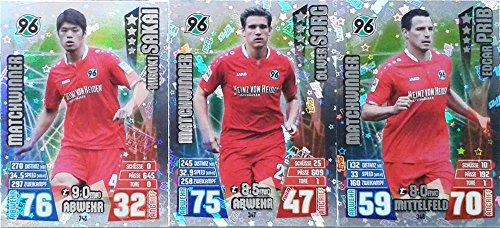 Cheap price Match Attax Bundesliga 2015 2016 - Matchwinner Hannover Deutsche Ausgabe