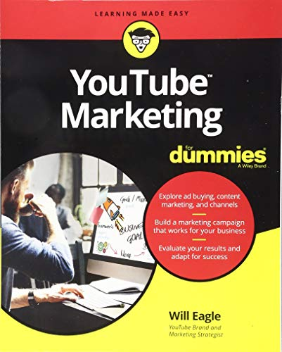 YouTube Marketing For Dummies (For Dummies (Business & Personal Finance)) (You Tube-marketing)