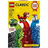 LEGO Classic  Creative Building Blocks For Kids ,Multi Color (890 pcs) 10704