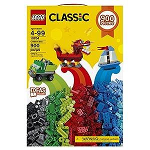 LEGO- Classic Scatola con Mattoncini per Stimolare la creatività, 10704 LEGO