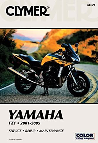Yamaha FZ-1 2001-2005 (Clymer Motorcycle Repair) by Penton Staff (2000) Taschenbuch