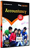 Accountancy for Class XII Video Lectures in DVD by StayLearning (Language - Hindi & English Mixed)