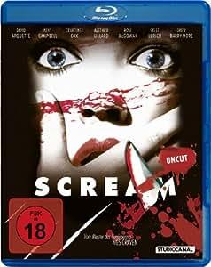 Scream 1 - Uncut [Blu-ray]: Amazon.de: Neve Campbell, Liev