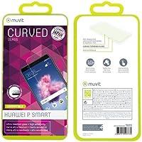 Film Huawei P Smart protection écran verre trempé incurvé - Muvit