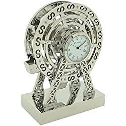 Miniature Ferris Wheel Novelty Ornamental Quartz Collectors Clock 9404
