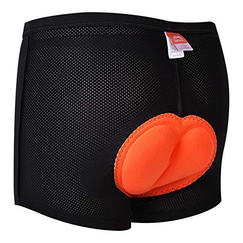 olsterte Unterhose Fahrrad Radfahren Shorts Hosen stoßfest mit hoher Luftdurchlässigkeit ()