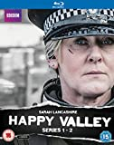Happy Valley - Series 1 & 2 [Blu-ray] [Import anglais]