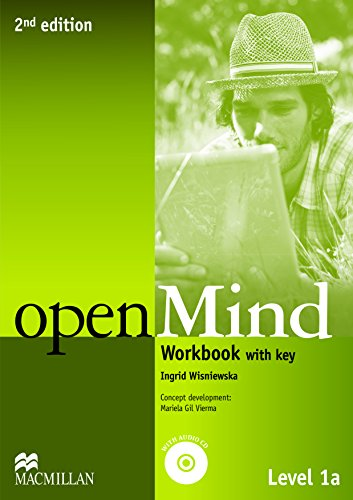 OpenMind (American English) (2nd Edition) 1 1A Workbook with (Openmind American Edition)