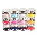 Vktech 12 Farben UV Gel Farbgel