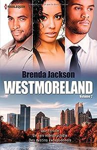 Westmoreland, tome 2 par Brenda Jackson