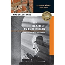 Death of an Englishman (Marshal Guarnaccia Investigation) by Nabb, Magdalen (2013) Paperback