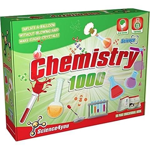 Química Science4you 1000