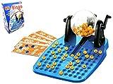 Gioco di bingo Con le carte da gioco Bingo Machine