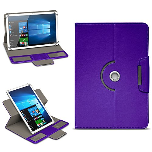 Lenovo TAB3 10 Business / Plus Tasche Hülle Schutzhülle Tablet 360° Case Cover, Farben:Lila