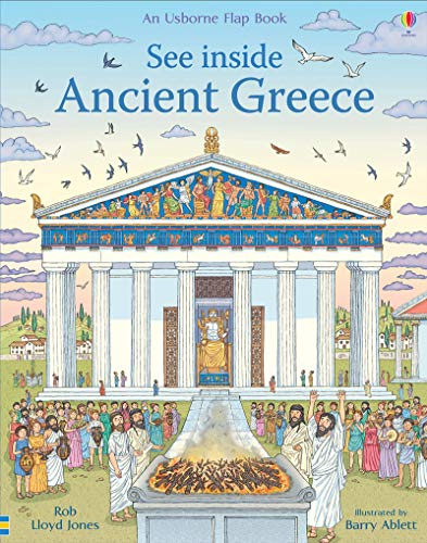 See Inside Ancient Greece par Rob llyod Jones