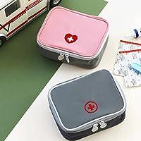 Gugutogo Mini Outdoor Verbandskasten Tasche Reise Portable Medizin Paket Notfall Kit Taschen Pille Aufbewahrungstasche... preisvergleich bei billige-tabletten.eu