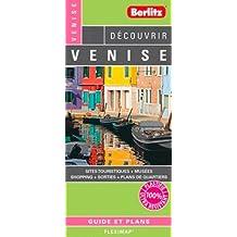 Venise - Plan plastifié de Venise et de son centre-ville