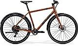 Unbekannt Herren Fahrrad 28 Zoll Kupfer - Merida Crossway URBAN 300 Cross Bike - Sram NX 11 Schaltwerk
