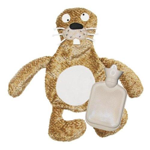 Wärmflasche und Überzug,Plüsch - Täglich 1 Multivitamin