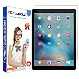 #6: CELLBELLApple iPad Pro(12.9inch) Tempered Glass Screen Protector with Free Installation Kit