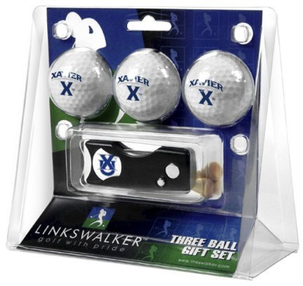 xavier-musketeers-ncaa-3-golf-ball-gift-pack-w-spring-action-divot-tool-by-linkswalker