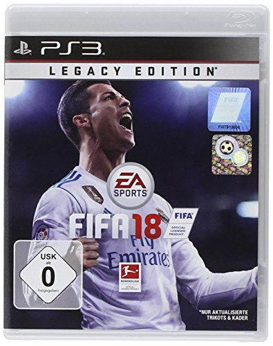 FIFA 18 - Legacy Edition - [PlayStation 3]