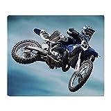 CafePress–Dirt Bike Jump–weicher Fleece Überwurf Decke, 127x 152,4cm Stadion Decke