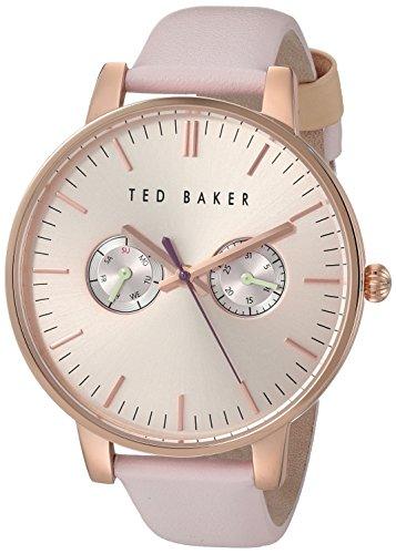 Ted Baker 10030747 Montre Bracelet Femme Rose