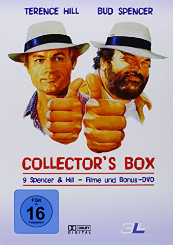 Bud Spencer/Terence Hill Collector's Box (10 DVDs)