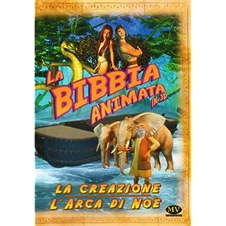 La Bibbia animata in 3D- La creazione + L'arca di Noe'Volume01 [IT Import]